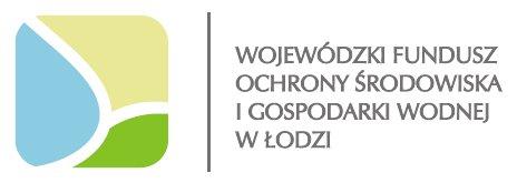WFOSiGW w Lodzi - logo kolor