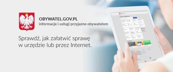 Usług dla obywateli