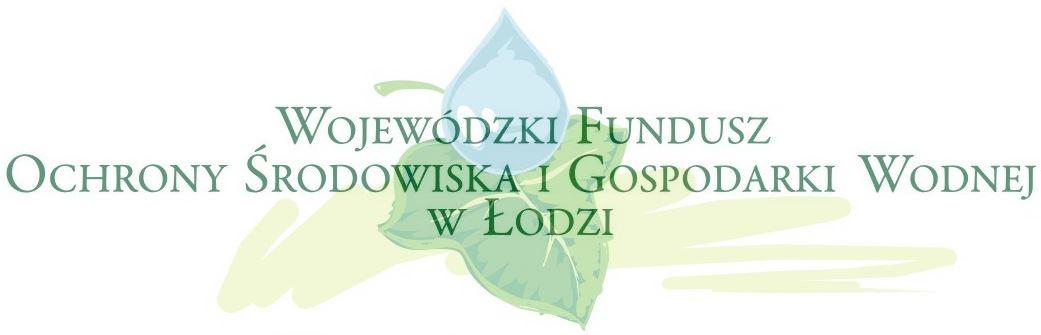 Wojewódzki Fundusz Ochrony Środowiska i Gospodarki Wodnej