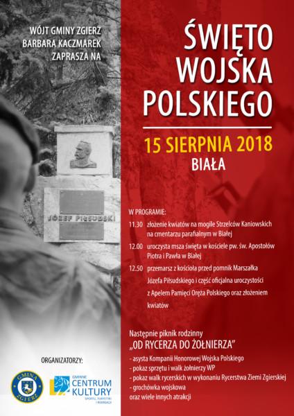 Święto Wojska Polskiego @ Biała   województwo łódzkie   Polska
