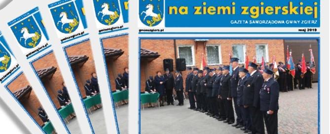 Stos Na Ziemi Zgierskiej - maj 2019 r.