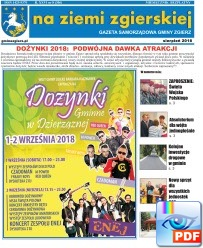 Na Ziemi Zgierskiej nr 8/2018